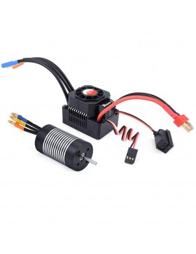 2845 waterproof  brushless motor  with 45A ESC combo