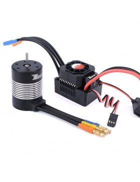 3650 waterproof  brushless motor  with 60A ESC combo