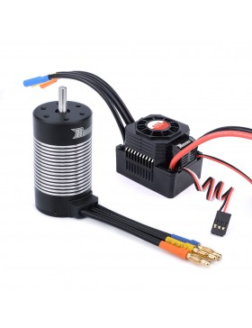 3665 waterproof  brushless motor  with 60A ESC combo