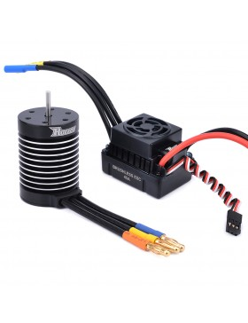 F540 waterproof  brushless motor  with 45A ESC combo