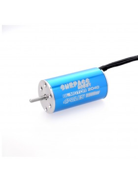 2040 sensorless brushless motor