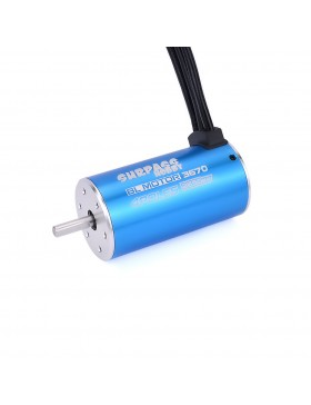 3670 Brushless Motor