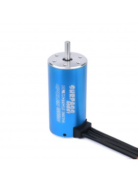 3674 sensorless brushless motor