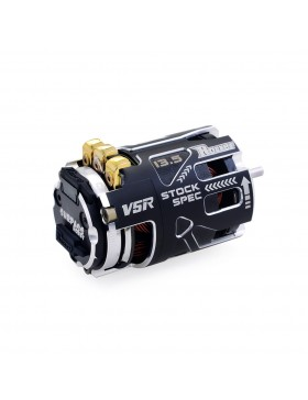 540 V5R Sensored Brushless Motor(Black & Silver)