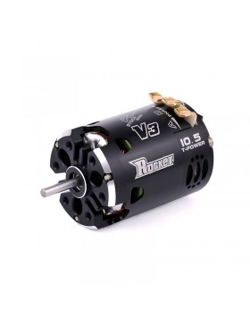 540 V3 sensored brushless motor (Black)