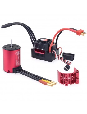 KK3650 waterproof  brushless motor  with 45A ESC combo