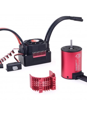 KK3650 waterproof  brushless motor  with 60A ESC combo