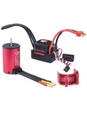 KK3660 waterproof  brushless motor  with 80A ESC combo