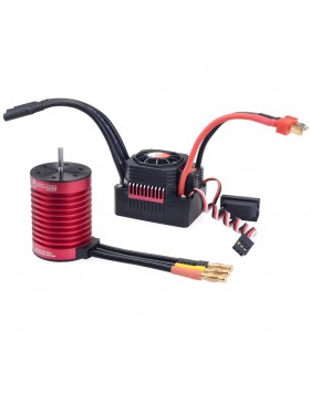 F540 Waterproof brushless motor+45A ESC Combo
