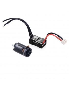 MINI 1410 brushless motor with MINI 18A brushless ESC combo set